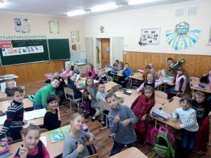 3-Г клас, учитель Щукіна Н.В.