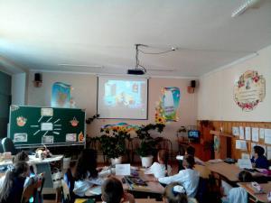 4-А клас, учитель Глушко Г.П.